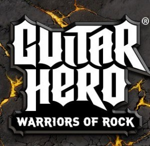 Guitar Hero Warriors of Rock Revealed, List of Tracks Included