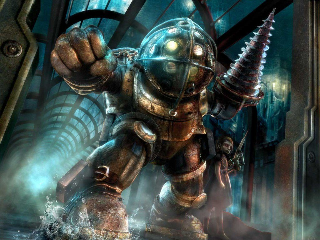 BioShock 1 and BioShock 2 Available at GameFly for only $4.99
