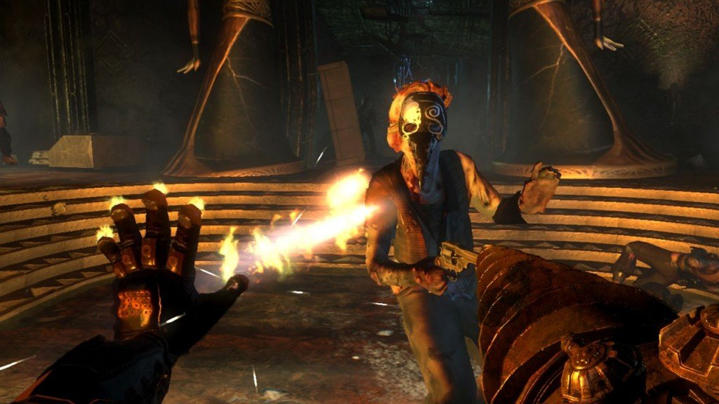 Bioshock 2 Temporarily Removed From Steam, XBLA and PSN