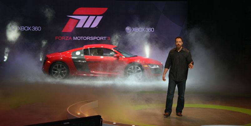 Forza 3 unveiled at E3, Will be Coming In October
