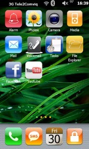 How to Install iPhone UI on Windows Mobile